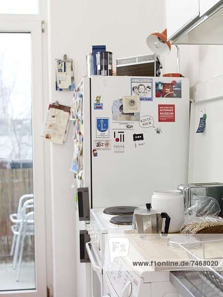 Plain kitchen