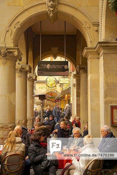 Europa  Deutschland  Nordrhein-Westfalen  Prinzipalmarkt