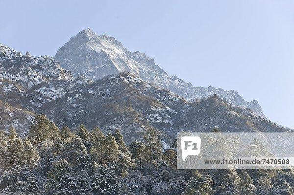 Himalaya  Asien  Lukla  Nepal