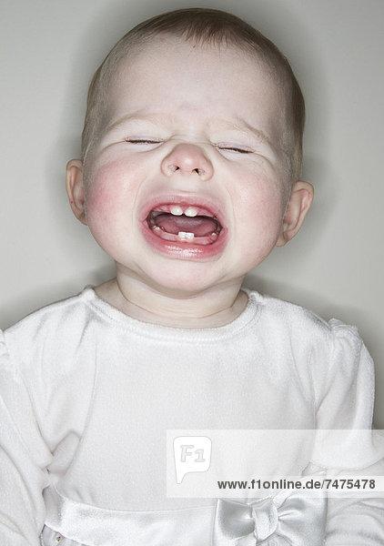 Babymädchen Weinen Babymädchen Weinen