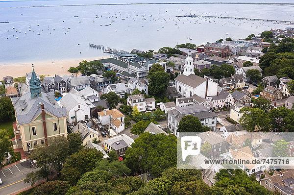 Vereinigte Staaten von Amerika USA Cape Cod National Seashore Massachusetts Provincetown