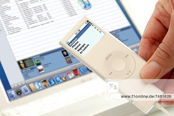 Computer  Notebook  Musik  MP3-Player  MP3 Spieler  MP3 Player  MP3-Spieler  herunterladen  Ipod