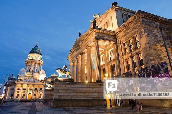 Konzerthaus  Berlin  Hauptstadt  Europa  Konzertsaal  Deutschland