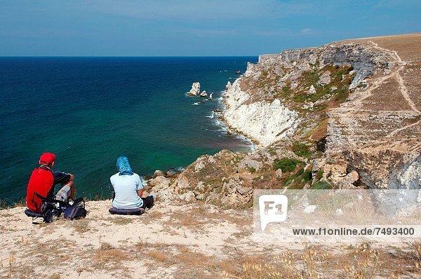 Küste  Osteuropa  Krim  Ukraine