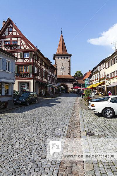 Europa Das Siebzehnte Jahrhundert Baden-Württemberg Deutschland