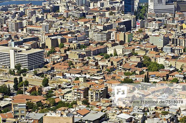 Ansicht Asien Ortsteil Türkei