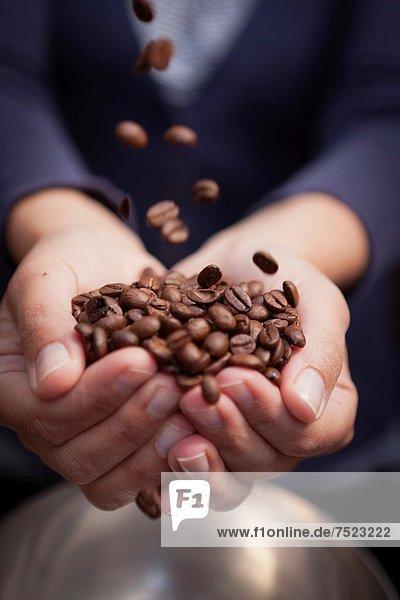 Inspektion  Mensch  Kaffee