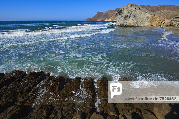 Europa Almeria Andalusien Spanien Biosphärenreservat