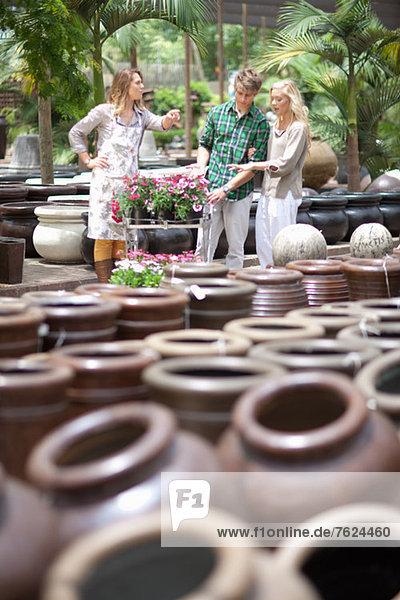 Paarkauf für Pflanzgefäße