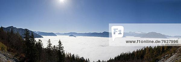 Berg  Herbst  Verlust  Österreich  Sonne