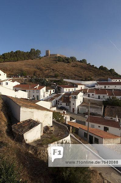Algarve  Aljezur  village  fortress  house  home  Portugal  Europe  houses  homes
