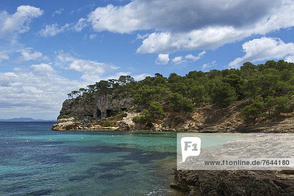 Außenaufnahme  Landschaftlich schön  landschaftlich reizvoll  Europa  Tag  Landschaft  Küste  niemand  Meer  Natur  Mallorca  Balearen  Balearische Inseln  Spanien