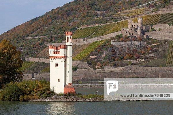 UNESCO-Welterbe Bingen Deutschland Rheinland-Pfalz UNESCO-Welterbe,Bingen,Deutschland,Rheinland-Pfalz