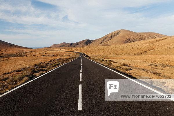 Europa  Bundesstraße  Kanaren  Kanarische Inseln  Fuerteventura  Spanien Europa ,Bundesstraße ,Kanaren, Kanarische Inseln ,Fuerteventura ,Spanien