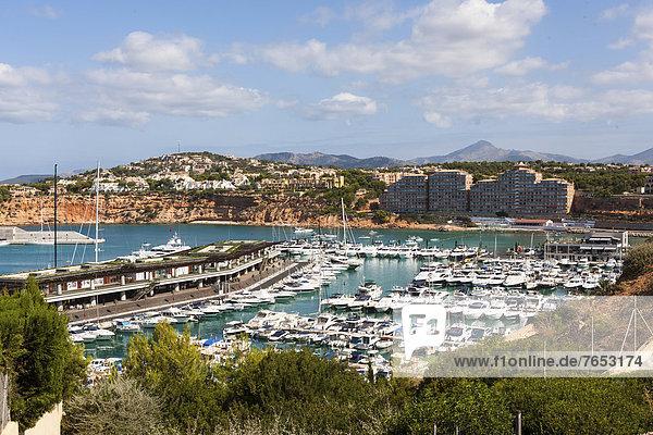 Europa Mallorca Balearen Balearische Inseln Spanien