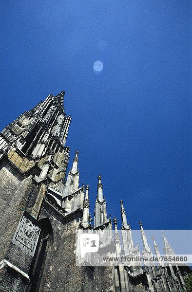 Münster - Ulm - Baden-Württemberg - Deutschland