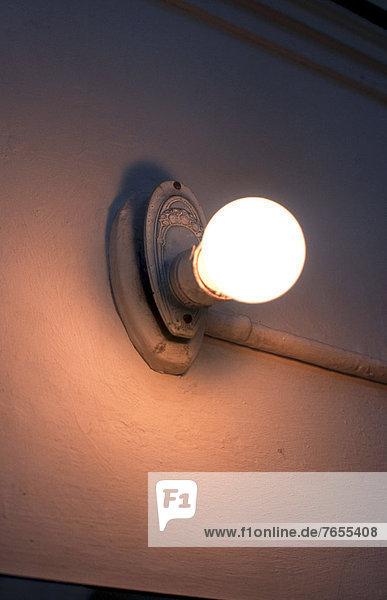 Glühbirne - Lampe