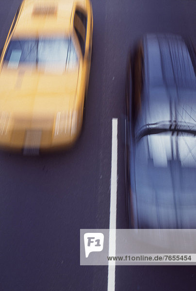 Straßenverkehr - New York City - New York - USA