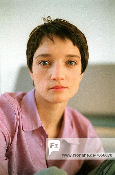 Junge Frau - Portrait