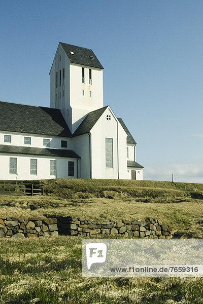 Skalholt Kirche  Island