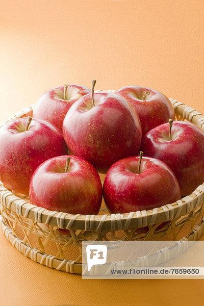 rot Apfel
