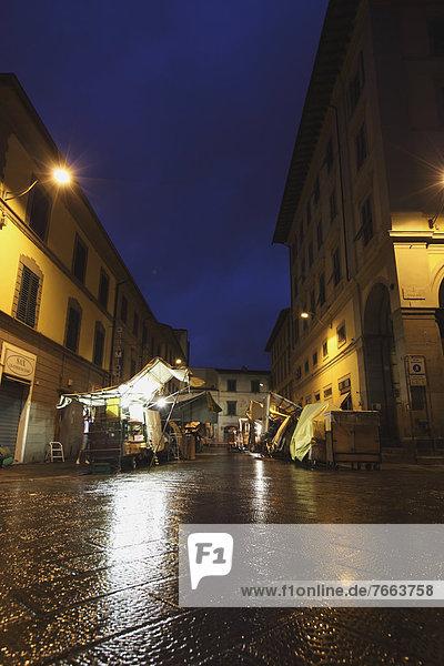 Market at night  Florence