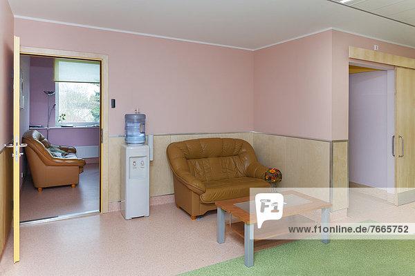 Krankenhaus  Sorge  Estland