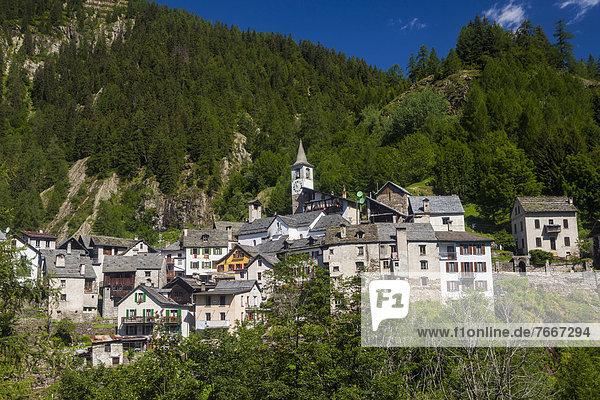 Europa Dorf Ansicht Schweiz Europa,Dorf,Ansicht,Schweiz