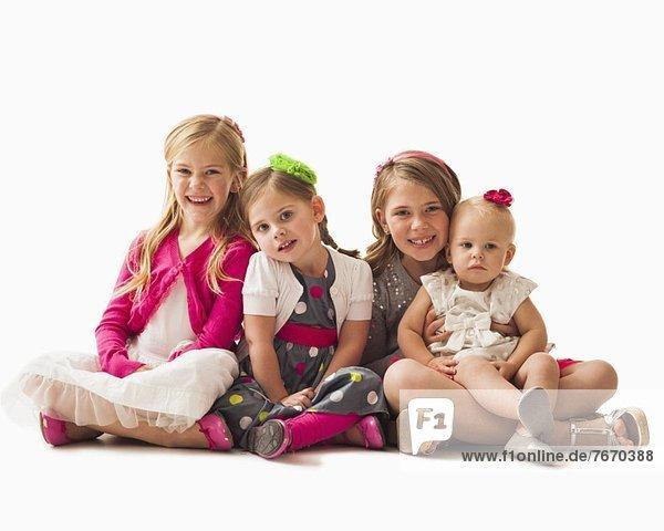 Portrait  4  Schwester  5-9 Jahre  5 bis 9 Jahre  2-3 Jahre  2 bis 3 Jahre