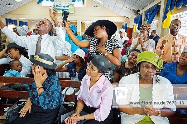 Kirche  Karibik  Westindische Inseln  Mittelamerika  Jamaika  Ocho Rios