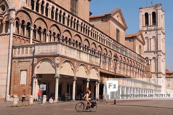 Emilia-Romangna Ferrara Italien