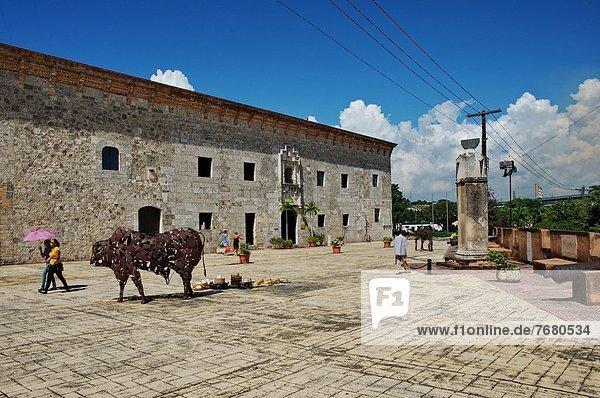 Santo Domingo  Hauptstadt  Dominikanische Republik
