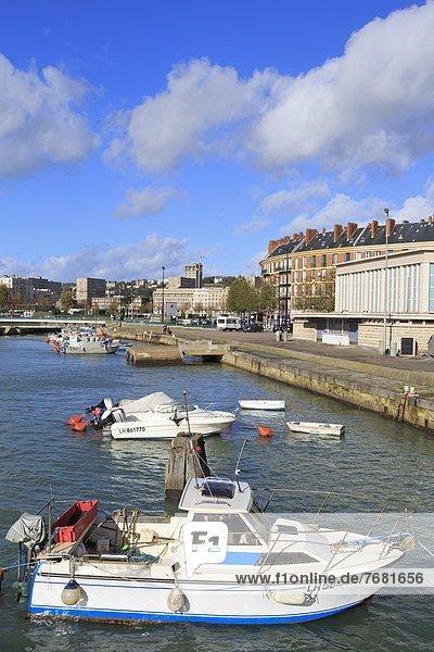 Frankreich  Europa  Le Havre  Normandie