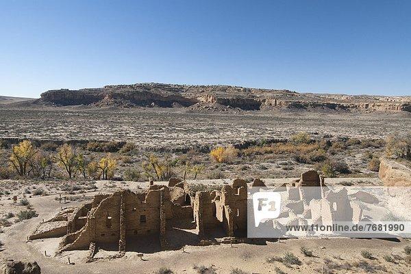 Vereinigte Staaten von Amerika  USA  Nordamerika  UNESCO-Welterbe  New Mexico