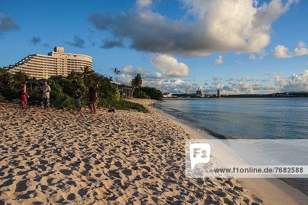 Hotel  Urlaub  Pazifischer Ozean  Pazifik  Stiller Ozean  Großer Ozean  Bucht  Guam