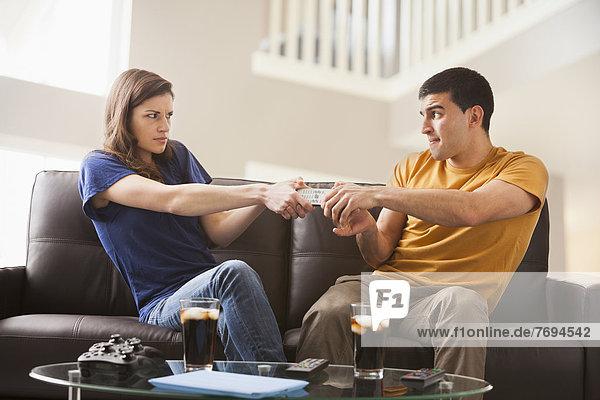 Couch  Konflikt  über