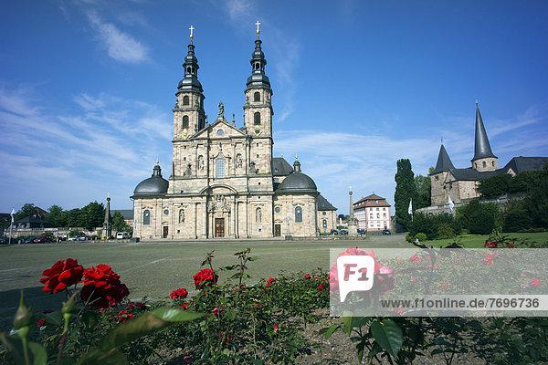 St. Salvator Cathedral of Fulda  Fulda Cathedral
