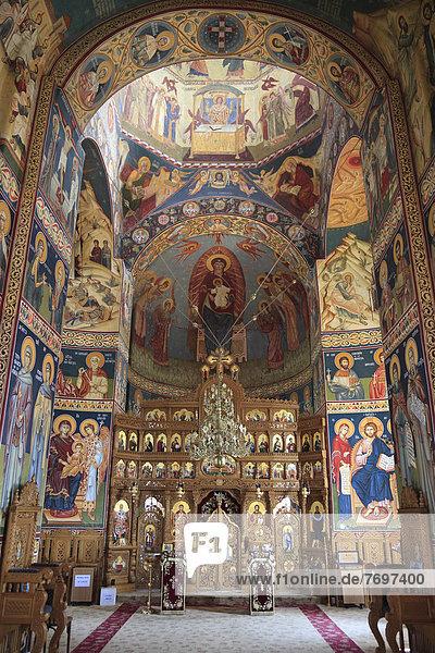 Nonnenkloster Saon  Manastirea Saon  bei Tulcea