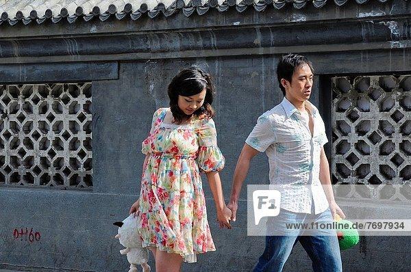 Peking  Hauptstadt  China  Asien