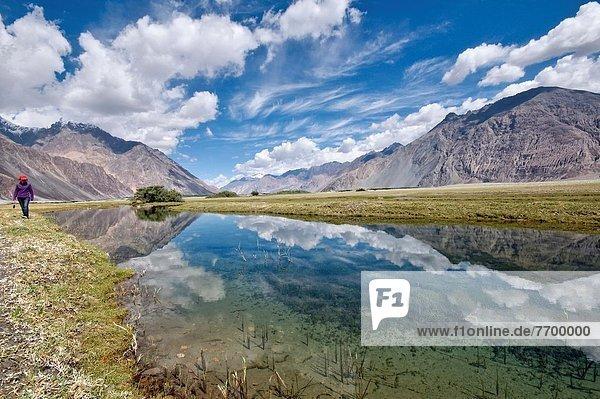 Nubra Valley  Indien  Ladakh