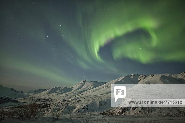 über  tanzen  Tal  Grabstein  Polarlicht  Aurora  Revierverhalten