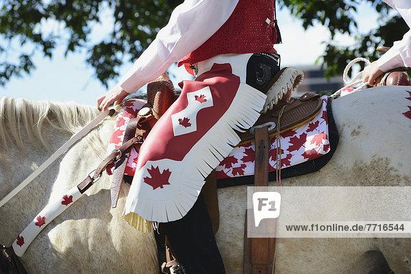 fahren  reiten - Pferd  Calgary  Parade