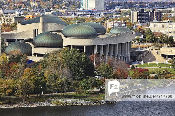 Ottawa  Hauptstadt  Zivilisation  Fluss  Museum  kanadisch