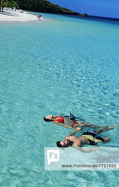 durchsichtig,  transparent,  transparente,  transparentes , Wasser , Ozean , fließen , Karibik , türkis , Honduras