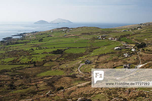 Großbritannien Kerry County Irland Iveragh Halbinsel