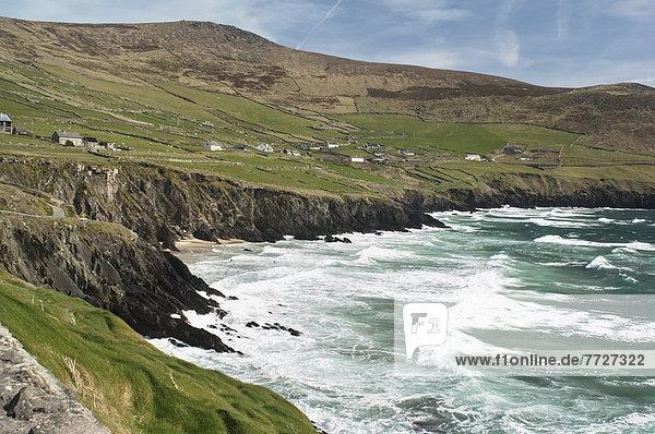 Großbritannien Kerry County Dingle Irland Slea Head