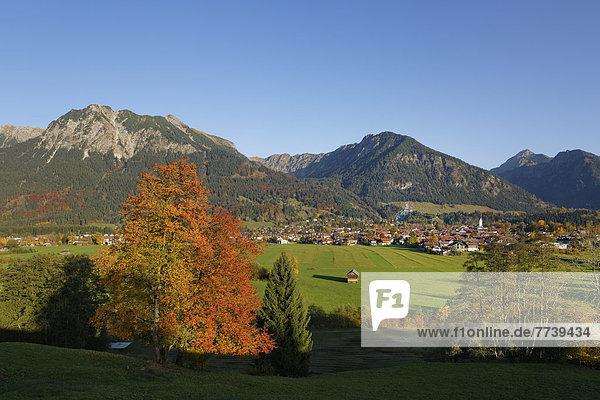 Berg Oberstdorf