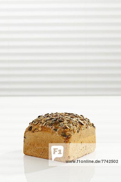Getreidebrot  Nahaufnahme
