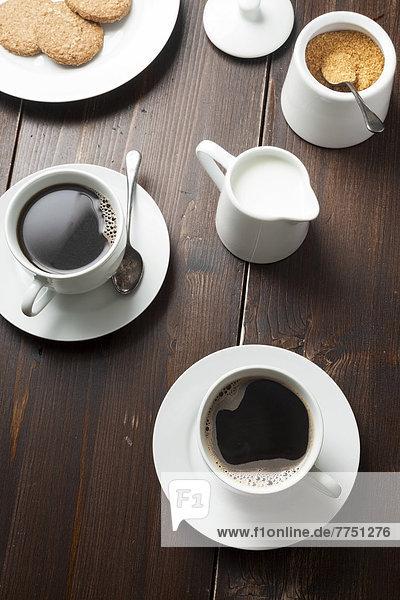 Keks Kaffee