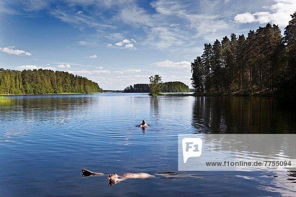 See  Dorf  Finnland